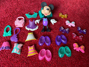 Minnie Mouse Bowtique X5168 Fashion Fun Snap & Style Dress Up