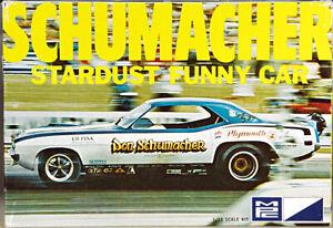 "MPC  Don Schumacher ""Stardust"" 1971 Plymouth Barracuda Funny Car"