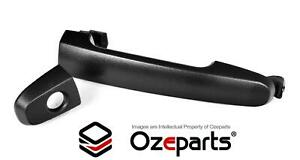 FRONT Outer Door Handle W/ Key Hole (Texture) For Toyota Camry CV36 2002~2006