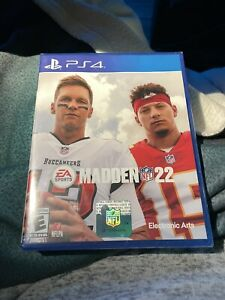 Madden NFL 22 for PlayStation 4 [New Video Game] PS 4