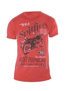 BSA Motorcycles Spitfire 68 T-Shirt
