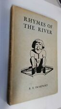 R. E. Swartwout - Rhymes of the River & other verses 1927 Cambridge Rowing Poems