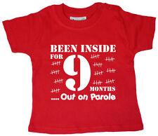 Abbigliamento rosso per bimbi, da Taglia/Età 9-12 mesi