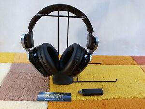 Sony PULSE Sony Headset Stereo Wireless Kopfhörer schwarz PS4 PS3 PS Vita Sehr G