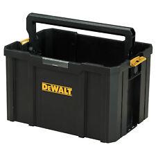 Maleta TSTAK LA Dewalt DWST1-71228 cesta abierto jardinera puerta herramientas