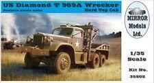 Mirrir Models #35802 1/35 US DIAMOND T 969 WRECKER HARD TOP