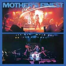 CD (NEU!) MOTHER'S FINEST - Live (+2 Bonus / Sweet Baby Love Mothers Kult mkmbh