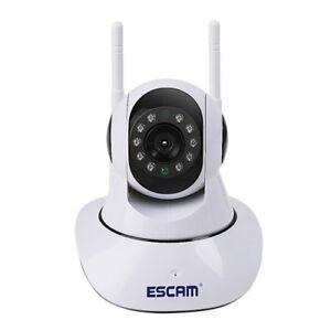 ESCAM G02 720p Wifi Ip Camera Motion Detection Night Vision Sensor Ios Android