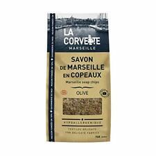 La Corvette Sachet de Savon de Marseille en Copeaux à l'huile d'Olive 750g