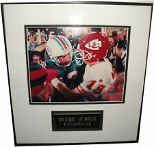 Dan Marino Joe Montana Dual Signed 8x10 Photo Dolphins 49ers UDA