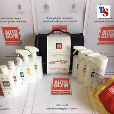 Autoglym Bodywork, Wheels & Interior Collection (Car Valeting Kit Gift ORIGINAL)