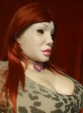 Realistic Female rubber gum latex sexy mask Angelina Disguise NEW DESIGN!!