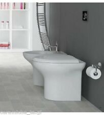 Cielo POP Sanitari a Pavimento WC Bidet Sedile