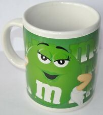 Coffee Mug-Tasse à Café * m&m 's * vert-US IMPORT 2002