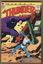 Thunder Agents - Wood Cvr! - #10 (6.0) 1966