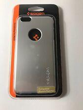 Spigen iPhone 6s Plus/6 Plus Case in Satin Silver