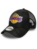 New Era Los Angeles Lakers 9FORTY Seasonal The League Cap in Black