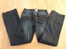 Women's Mudd Sz 0 Denim Blue Jeans Pants