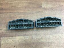 Jaguar XK8 XKR Mk1 X100 4.0 rear breather draught vents pair genuine