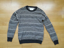 White Mountaineering Knit Wool Jumper Sweater Pullover 1