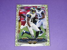 2014 Topps TAVON AUSTIN #295 Camoflage Variant/399 St Louis RAMS - West Virginia