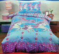 Carousel Horse Kids Duvet   Doona Quilt Cover Set by Cubby House Kids   Single