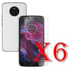 6 PZ PELLICOLA PROTEZIONE PER Motorola Moto X4 PELLICOLE PROTEGGI SCHERMO LCD