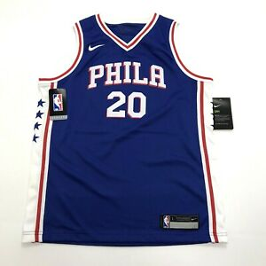 Nike Markelle Fultz Philadelphia 76ers Swingman Youth L Jersey  Icon Edition 778