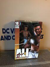 "2006 NECA 1964 CLAY vs LISTON Motion Activated Sound 18"" Muhammad Ali-SEALED"