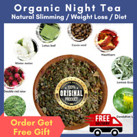 28 Nights Slimming Organic Herbal Detox Tea Skinny Tea Colon Cleanse Weight Loss