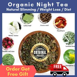 28 Nights Slimming Organic Herbal Detox Tea Skinny Tea Colon Cleanse Weight Loss