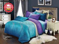 Dream Queen/King/Super Size Bed Quilt/Doona/Duvet Cover/Sheet Set Pillowcase