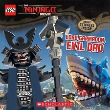 NEW - Lord Garmadon, Evil Dad (The LEGO NINJAGO MOVIE: Storybook)