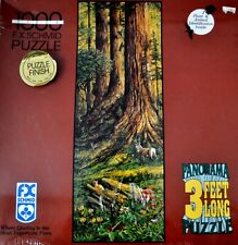 F.X. Schmid - The Grove - Panorama 3 Ft Long Puzzle - 1000 Pieces New And Sealed