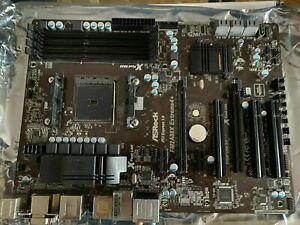 Placa Base ASROCK AMD Atx Socket FM2+ para DDR3 FM2+