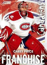 2010-11 Score Franchise #16 Carey Price