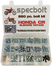 250pc Honda Elsinore Bolt Kit CR 125 250 MR MT Vintage CR125 CR250 MANT RESTORE