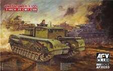 AFV Club 1/35 Churchill 3 Inch 20 CWT Gun  #35253   *New*Sealed*