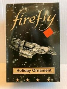 Serenity Firefly Ripple Junction Christmas Ornament Decoration UNUSED