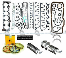 85-88 TOYOTA SUPRA CRESSIDA 2.8L DOHC 12V 5MGE L6 FULL SET *ENGINE RE-RING KIT*