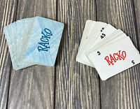 Milton Bradley Rack-O Game 1961 Replacement Pieces Parts Cards