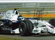 Sebastian Vettel BMW Sauber F1.07 USA Grand Prix 2007 Signed Photograph 5
