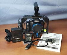 Panasonic LUMIX DMC-GH2 DSLR Camera Aluminum Cage Video Rig MFT Lens Adapter
