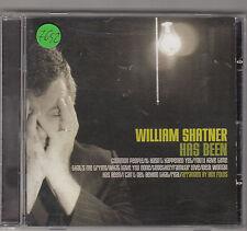WILLIAM SHATNER - has been CD