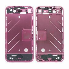 New iPhone 4/4G GSM Pink Midplate Midframe Mid Frame Bezel Chassis