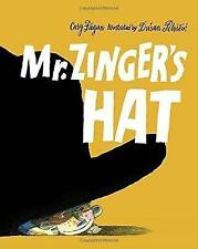 Mr. Zinger's Hat, Petricic, Dusan, Fagan, Cary, New Book