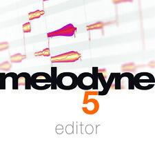 Celemony Melodyne 5 Editor Upgrade from Assistant