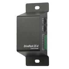 dbx Dbxzc4V DriveRack ZonePro Wall Mount Zone Control Program Selection Zc4V