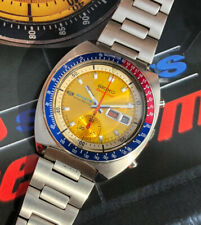 Vintage Seiko Pogue 5 Sports 6139-6002 Automatic Chronograph From 1976