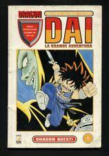 DAI LA GRANDE AVVENTURA - N°1 (MANGA STAR COMICS - DRAGON QUEST!) NOV 1977